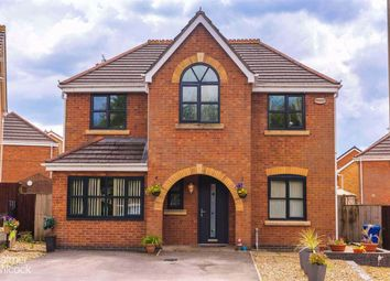 Thumbnail 4 bed detached house for sale in Blackberry Drive, Wigan, Lancashire
