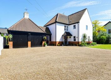 Thumbnail 6 bed detached house for sale in Newbiggen Street, Thaxted, Dunmow
