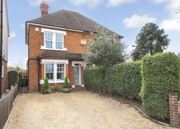 Thumbnail 3 bed semi-detached house for sale in Barnett Wood Lane, Leatherhead, Surrey