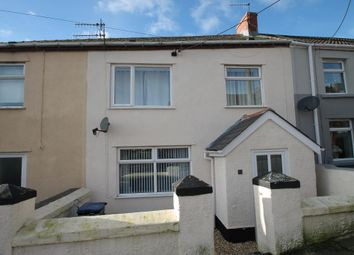Thumbnail 3 bed terraced house for sale in Queen Street, Nantyglo
