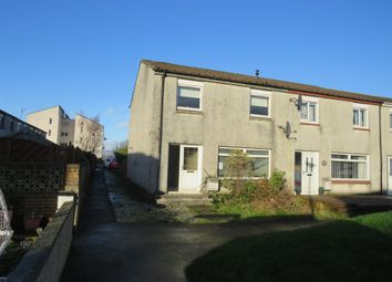 Thumbnail 3 bedroom end terrace house for sale in Braidwood Place, Linwood, Paisley