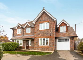 Thumbnail 5 bed detached house for sale in Colemans Moor Lane, Woodley, Reading