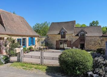 Thumbnail 4 bed property for sale in Rouffignac-St-Cernin-De-Reilhac, Dordogne, France