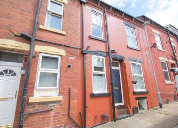 Thumbnail 2 bed terraced house to rent in Harold Terrace, Hyde Park, Leeds