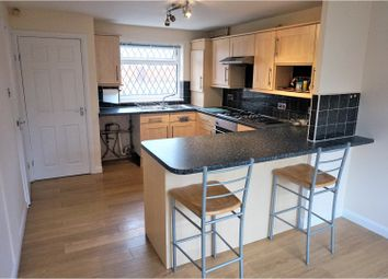 Thumbnail 3 bedroom end terrace house to rent in Redfield Close, Manchester