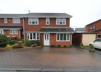 Thumbnail 4 bed detached house for sale in Hopedale Close, Clayton, Newcastle-Under-Lyme