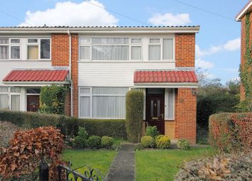 Thumbnail 3 bed semi-detached house for sale in Highlands Road, Andover