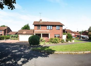 Thumbnail 5 bedroom detached house for sale in Stoneleigh Close, Luton, Bedfordshire, Barton Hills