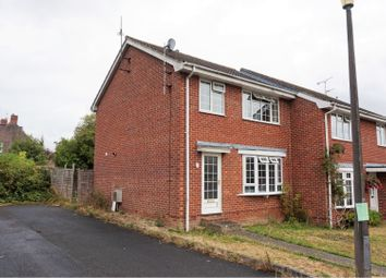 Thumbnail 3 bed semi-detached house for sale in Cloford Close, Trowbridge