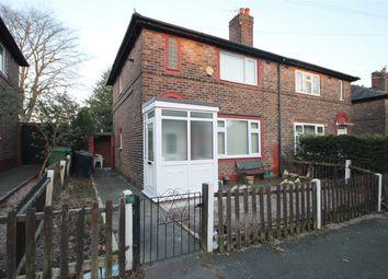 Thumbnail 2 bedroom semi-detached house for sale in Helsby Street, Warrington