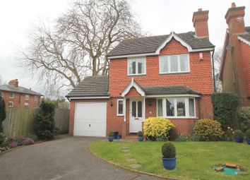 Thumbnail 3 bed detached house for sale in Lime Tree Close, Tonbridge