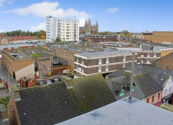Thumbnail 2 bed flat for sale in Geneva House, Park Road, Peterborough