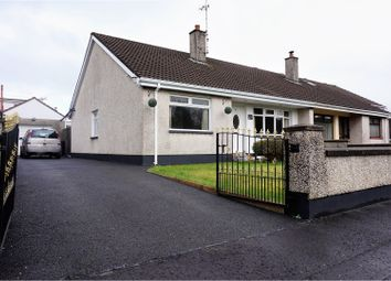 Thumbnail 3 bed semi-detached bungalow for sale in Riverside Park, Londonderry