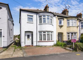 Thumbnail 3 bed end terrace house for sale in Prince Avenue, Westcliff-On-Sea
