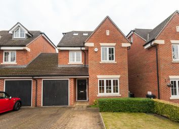Thumbnail 4 bed link-detached house for sale in Gardener Walk, Holmer Green, High Wycombe, Buckinghamshire
