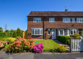 Thumbnail 3 bed terraced house to rent in Stamford Road, Little Bollington, Altrincham