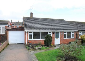 Thumbnail 3 bed detached bungalow to rent in Oakley Close, Pinhoe, Exeter