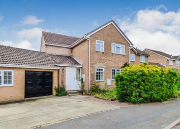 Thumbnail 4 bed detached house for sale in Mulcaster Avenue, Grange Park, Swindon