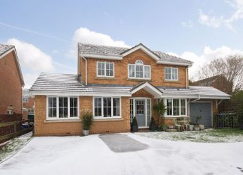 Thumbnail 4 bed detached house for sale in Brewin Close, Brackley