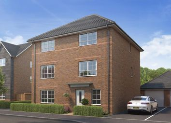"""Thumbnail 4 bed semi-detached house for sale in """"Haversham"""" at Beeston Business, Technology Drive, Beeston, Nottingham"""
