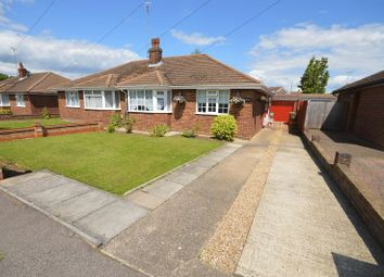 Thumbnail 2 bed semi-detached bungalow for sale in Vincent Road, Luton