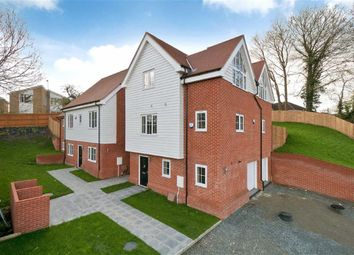 Thumbnail 4 bed detached house for sale in Saxon House, Rochester Road, Cuxton, Kent