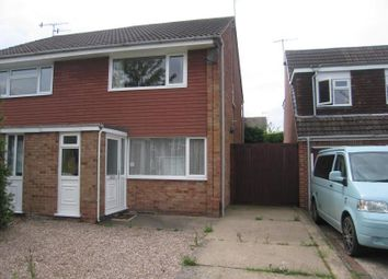 Thumbnail 2 bed semi-detached house to rent in Eastcote Avenue, Bramcote, Nottingham