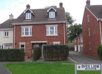 Thumbnail 4 bedroom semi-detached house to rent in Dyers Meadow, Sidford