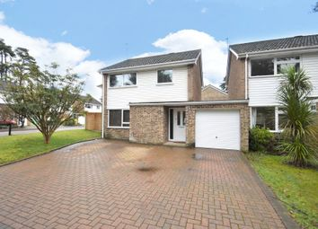 Thumbnail 3 bed link-detached house for sale in Martindale Avenue, Camberley, Surrey