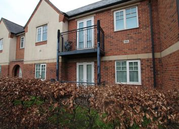 Thumbnail 2 bed flat for sale in Evershed Way, Burton-On-Trent