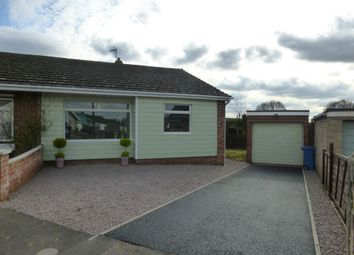 Thumbnail 2 bedroom semi-detached bungalow for sale in Highfield Road, Sudbury