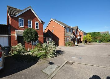 Thumbnail 3 bed link-detached house for sale in Bellacre Close, Diss