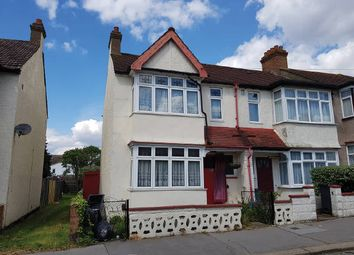 Thumbnail 3 bed end terrace house for sale in Mersham Road, Thornton Heath