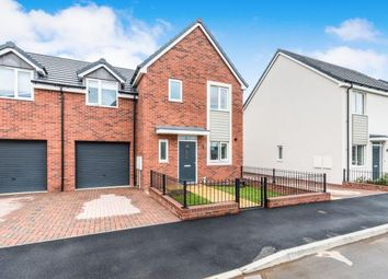 Thumbnail 3 bed semi-detached house for sale in Romney Way, Spetchley, Worcester, Worcesteshire