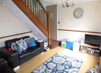 Thumbnail 2 bedroom end terrace house for sale in Owl End Walk, Yaxley, Peterborough