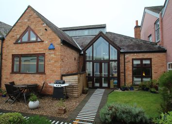 Thumbnail 2 bed town house for sale in The Shoemakers, Forest Gate, Anstey, Leicester
