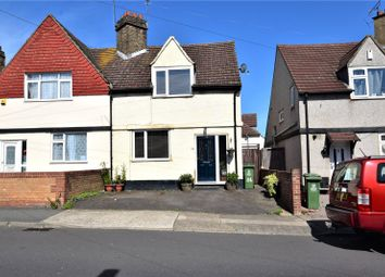Thumbnail 2 bed semi-detached house for sale in Maiden Lane, Crayford, Kent