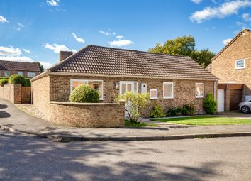 Thumbnail 3 bed detached bungalow for sale in Champions Close, Fowlmere, Royston