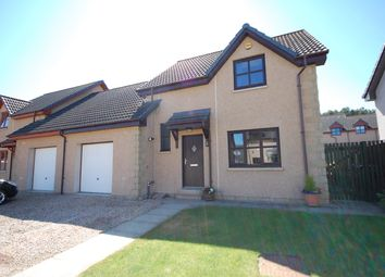 Thumbnail 3 bed semi-detached house for sale in Longmorn Crescent, Elgin
