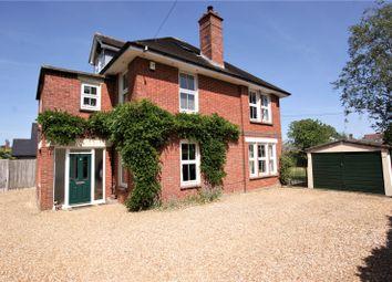 Thumbnail 5 bed detached house to rent in Wareham Road, Corfe Mullen, Wimborne, Dorset