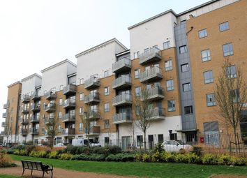 Thumbnail 2 bed flat for sale in New Clocktower Place, London