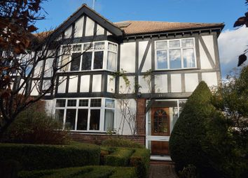 Thumbnail 4 bed semi-detached house for sale in Chipstead Way, Banstead