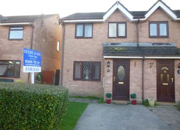 Thumbnail 3 bed semi-detached house to rent in George Thomas Close, Porthcawl