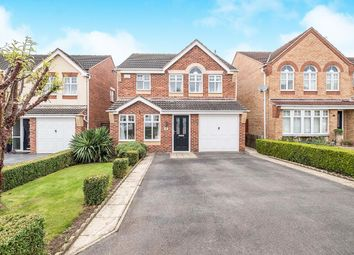 Thumbnail 4 bed detached house for sale in Town Wells Court, North Anston, Sheffield