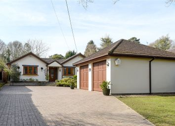 Thumbnail 3 bed bungalow for sale in Heath Ride, Finchampstead, Berkshire
