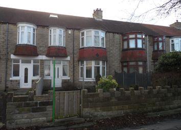 Thumbnail 4 bedroom terraced house for sale in Welbeck Terrace, Ashington