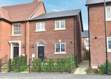 Thumbnail 2 bed semi-detached house for sale in Pitt Road, Winchester
