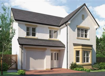 "Thumbnail 4 bed detached house for sale in ""Yeats"" at Glendrissaig Drive, Ayr"