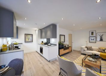 Thumbnail 2 bed flat for sale in Forest Road, Loughton