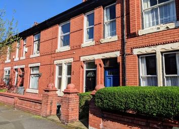 Thumbnail 2 bed terraced house to rent in Dorset Avenue, Manchester